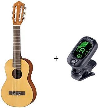 Pack de guitarra Yamaha GL1 + afinador + funda – acabado natural ...