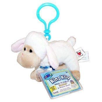 Webkinz 'Kinz Klip Lamb Lamb Klip [Toy] 35f8be