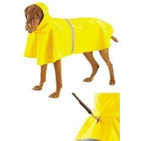 Yellow Rain Jacket – Medium, My Pet Supplies