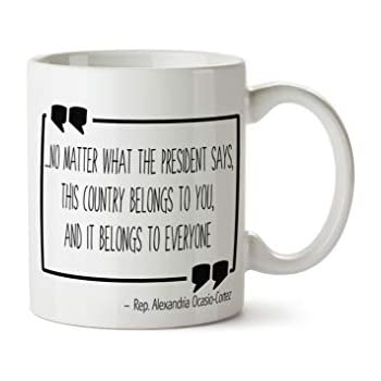 Impolite Arrogant Woman Nevertheless She Persisted Feminist Resist Coffee Mug 11 Ounce Tea Gift