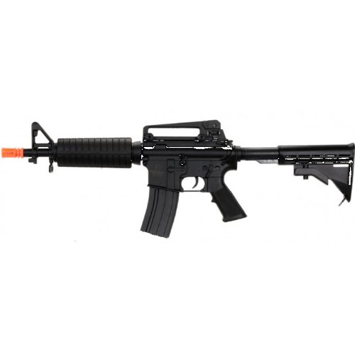 airsoft electric m4 400 fps - 9