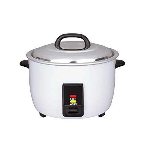 Chef's Supreme - 23 cup Rice Cooker / Warmer