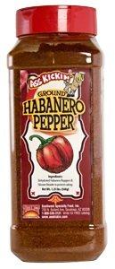 Ass Kickin' Ground Habanero Pepper