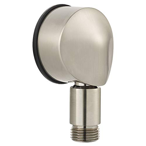 American Standard Wall Supply - American Standard 8888037.295 Wall Supply, 5.25 X 3 X 7.25, Brushed Nickel