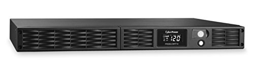 Ups 500va Backup - CyberPower PR500LCDRT1U Smart App Sinewave UPS System, 500VA/400W, 7 Outlets, AVR, 1U Rack/Tower