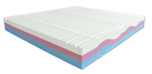 Materassi In Memory.Baldiflex Memory Double Mattress Memory Foam 3 Layers Sweet Armony