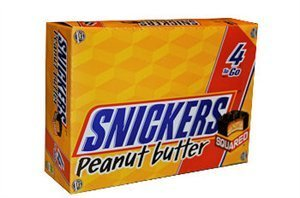 Snickers Peanut Butter King 3.56 oz.