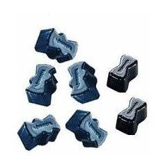 016-1605-00 Premium Compatible Color Sticks, Box of 7, 5 cyan & 2 black