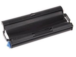 Brother Thermal Ink Cartridge (PC501 Brother Black Ribbon Cartridge - Black - Thermal Transfer - 150 Page - 1 Each)