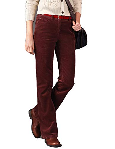 Boden Bootcut Trousers - BODEN Flares WC116 Cord Jeans Flare Bootcut Trousers Pants Size US 10 P