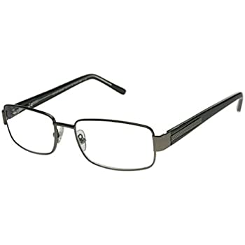3a871c37b0 Foster Grant Wes Multifocus Progressive Gunmetal Reading Glasses +1.50  strength