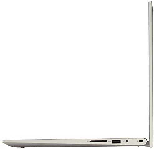 """2021 Dell Inspiron 14 5000 5406 Premium 2 in 1 Laptop I 14"""" HD Touchscreen I 11th Gen Intel 4-Core i5-1135G7(>i7-10710U) I 8GB DDR4 256GB SSD I Backlit Keyboard Fingerprint HDMI USB-C Wifi6 Win10 31zB0rCs 2B3L"""