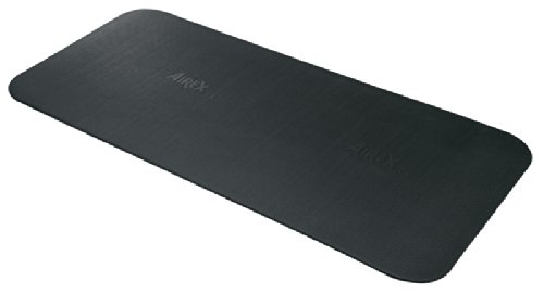 Airex Fitline Fitness Mat, 140, Charcoal
