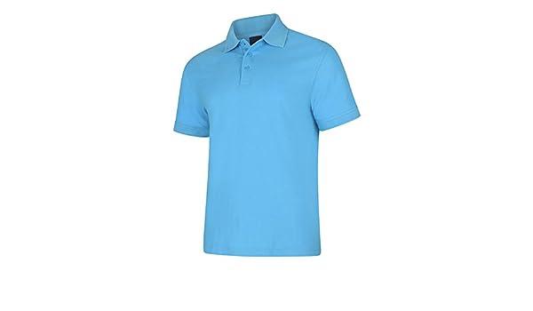 Roly - Polo - para Hombre Azul Azul Claro Medium: Amazon.es: Ropa ...