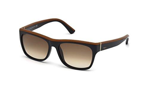 Tod's TO0119 - 01F Black Sunglasses