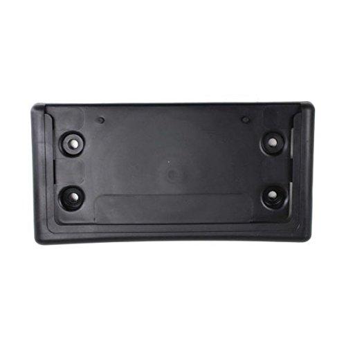 Blazer License Plate Bracket - Perfect Fit Group REPC017301 - Trailblazer Front License Plate Bracket, Black