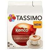 tassimo cappuccino pods - Tassimo Kenco Cappuccino Coffee Discs