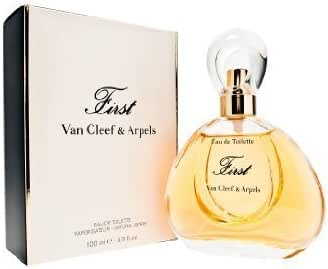 First By Van Cleef & Arpels For Women. Eau De Toilette Spray 3.3 Ounces by Van Cleef & Arpels