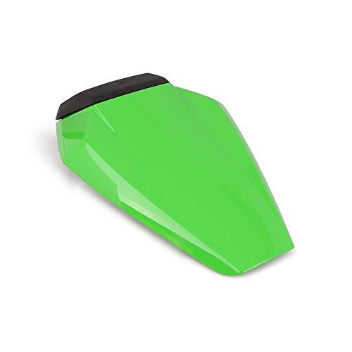 (Motorcycle Rear Seat Cowl Passenger Pillion Fairing Tail Cover For Kawasaki ZX10R 2016-2018(Green))