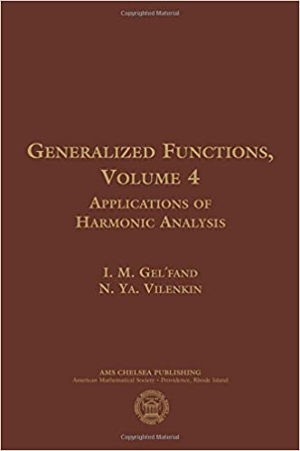 4 generalized functions applications of harmonic analysis ams 4 generalized functions applications of harmonic analysis ams chelsea publishing fandeluxe Gallery