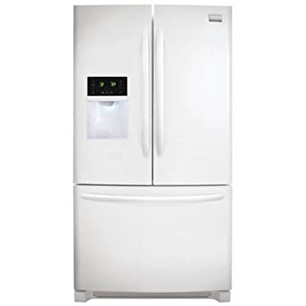 Frigidaire FGHB2866PP Gallery Series 36 Inch French Door Refrigerator With  27.2 Cu. Ft. Total