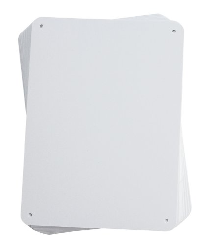 Brady 106460 Sign Blanks, Aluminum,7.25