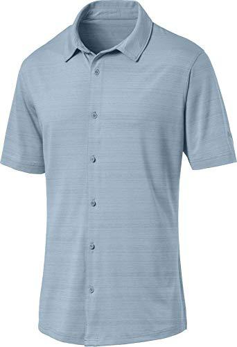 新しいブランド [プーマ] メンズ シャツ PUMA PUMA メンズ Men's Breezer Golf Shirt [並行輸入品] シャツ B07P5RX68F, 河浦町:e5da6065 --- arianechie.dominiotemporario.com