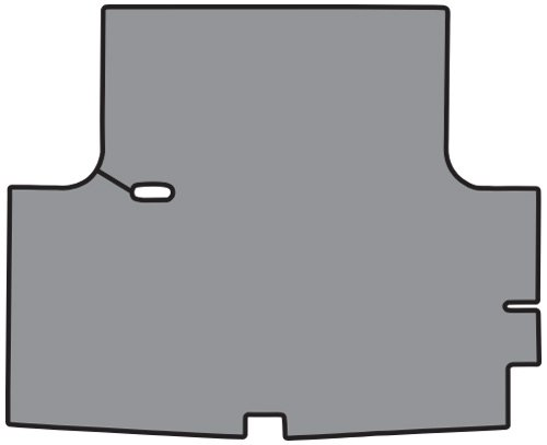 Factory Fit - ACC 1969 Plymouth Valiant Trunk Mat - TM (Plymouth Valiant Trunk)
