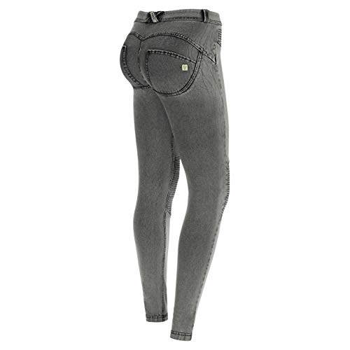 avec Classiques Taille Denim Dripping UP Effet Jeans Perry Longueur Fred Inserts et Skinny Pantalon WR 8B4w71Zq