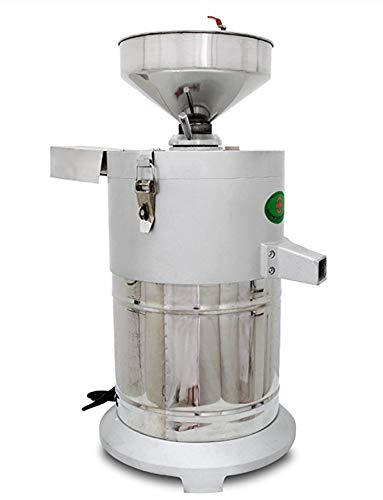 Commercial aluminum alloy Healthy Nutrition Soymilk Maker Commercial large Soymilk Maker Soybean Milk machine Electric fiberizer Automatic Soya Milk and Dregs separater Splitter 150kg/h by CGOLDENWALL (Image #8)