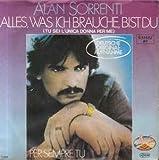 Alan Sorrenti: Alles, Was Ich Brauche, Bist Du (Tu Sei L'unica Donna Per Me) [Vinyl]