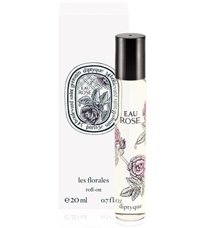 Eau Rose Roll On Cologne 20 ml by Diptyque