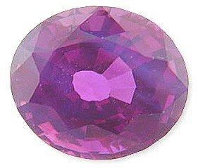 Fuschia Sapphire (Glowing Pink-Fuschia Sapphire Gemstone 2.42 carats)