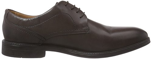 Chaussures de Chilver Dark Brown Walk Clarks Lea Ville Marron GTX Homme twBdfnxIqT
