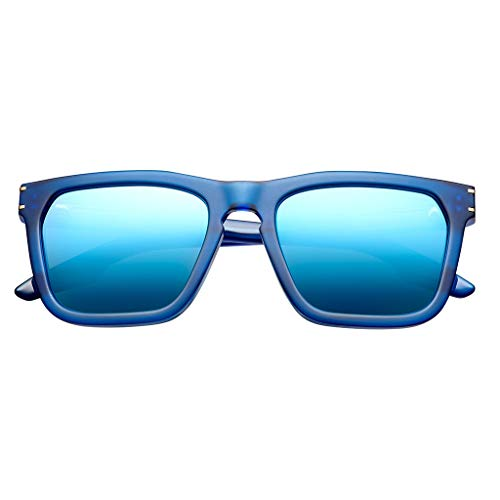 IVI Gravitas Sunglasses (Matte Midway Blue - Antique ()