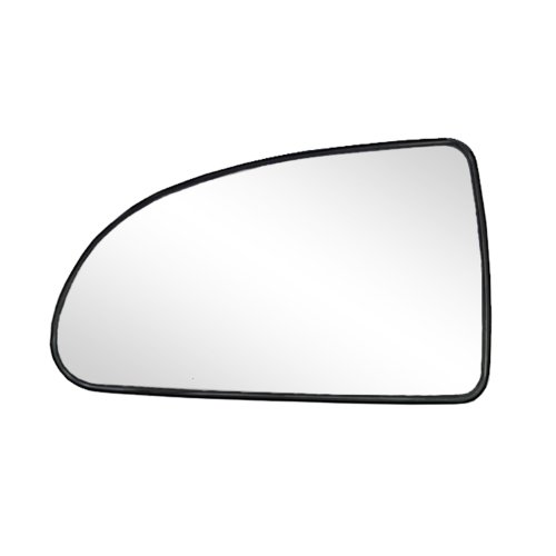 2005 Mirror Chevrolet Cobalt (Fit System 88148 Chevrolet/Pontiac Left Side Manual/Power Replacement Mirror Glass with Backing Plate)