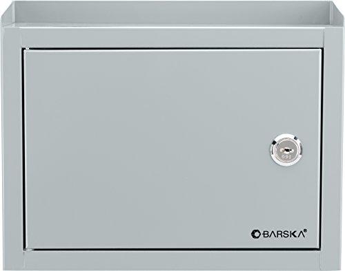 BARSKA Multi-Purpose Drop Box, Grey by BARSKA (Image #2)