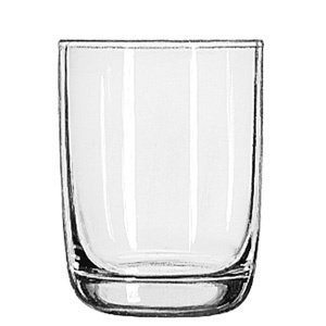 Libbey Glassware 135 Room Tumbler, 8 oz. (Pack of 48)