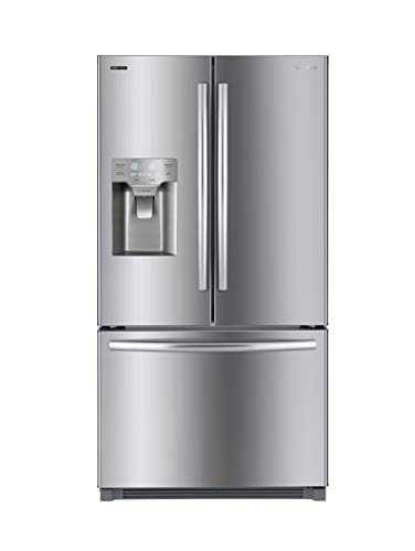 Daewoo RFS-26STJE French Door Refrigerator, Silver/Stainless Steel, includes delivery and hookup