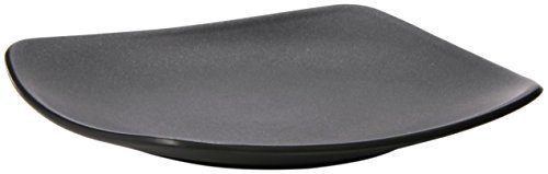 Noritake Colorwave Graphite 6-1/2-Inch Mini Quad Plates by ()