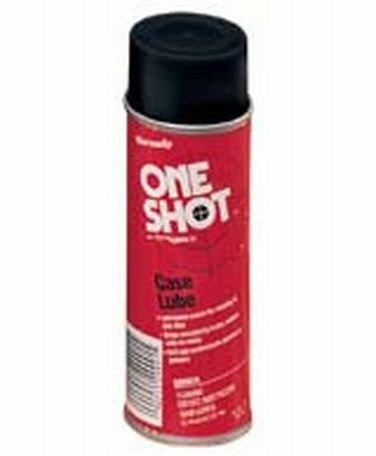 Hornady One Shot Spray Case Lube with DynaGlide Plus (7fl Oz Aerosol), Outdoor Stuffs