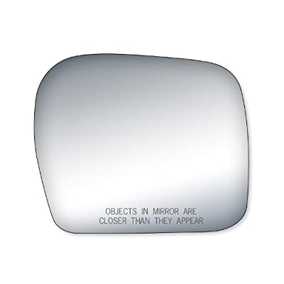 Fit System 90182 Toyota Tacoma Passenger Side Replacement Mirror Glass: Automotive