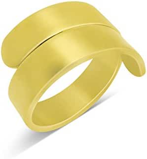CORTINA - Double Wrap Gold Ring - Made in America