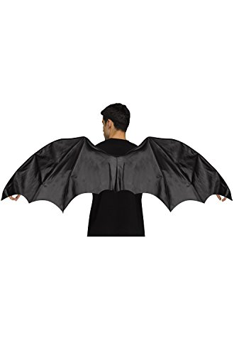 Black Dragon Costume Wings