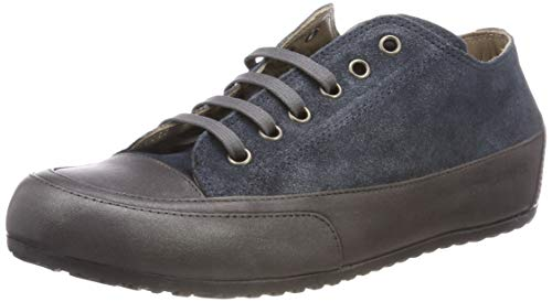 Baskets Femme Vienna Cooper Denim 000 Bleu Candice dark wqBZUEE