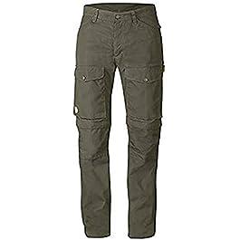 Fjallraven Men's Gaiter Trousers No. 1 M Sport, Green, 46