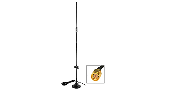 Antena, Conector Antena de Red 11DBi 3G / gsm/CDMA ...