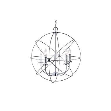 CANARM ICH282B05CH25 Sumerside 5 Light Chandelier