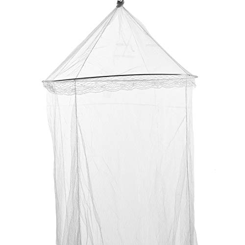 - Timoo Mosquito Net, Princess Bed Net for Indoors or Outdoors (White)