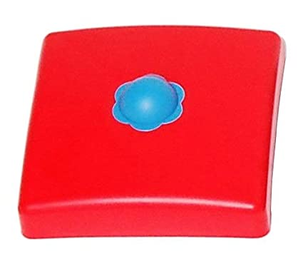 OTITU JUST FUN Square beam plastic cover 95x95 mm – blue